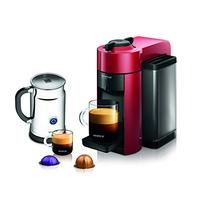 Nespresso A+GCC1-US-RE-NE VertuoLine Evoluo Coffee &