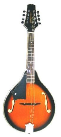 Glen Burton a Style Mandolin in Tobaccoburst