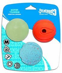 Chuckit!® Medley Ball Set Dog Toy size: Medium