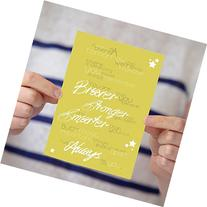"""A.A. Milne Quote PRINT - """"If Ever There Is A Tomorrow..."""""""