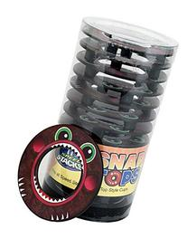 A set of 12 Speed Stacks Snap Tops - MONSTER MOUTH