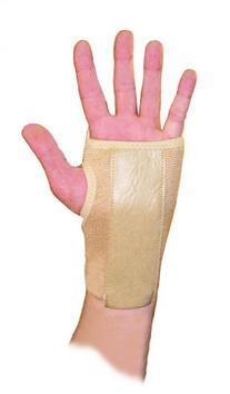 A.T. Wrist Support Brace w/ Removable Splint