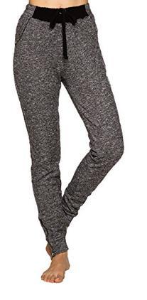 A.S Juniors Trendy 2-tone Terrry Webbing Jogger Pants