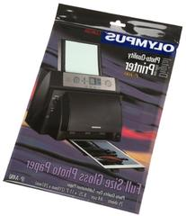 Olympus A4 Standard Gloss Photo Paper for P-400