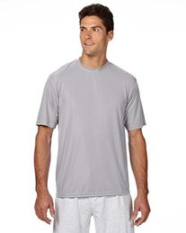 A4 Short-Sleeve Cooling Performance Crew-3XL