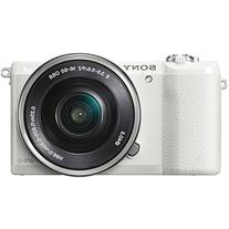 Sony a5100 16-50mm Mirrorless Digital Camera with 3-Inch