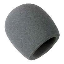 Shure A58WS-GRA Foam Windscreen for All Shure Ball Type