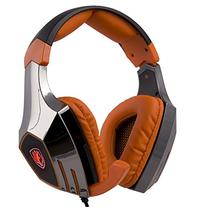 SADES A60 7.1 Surround Stereo PC Pro USB Gaming Headset