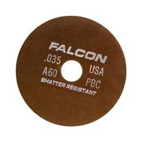 Falcon A60PBC Resinoid Bonded Shatter Resistant Tool Room