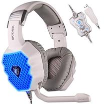SADES A70 7.1 USB Surround Sound Stereo PC Gaming Headsets