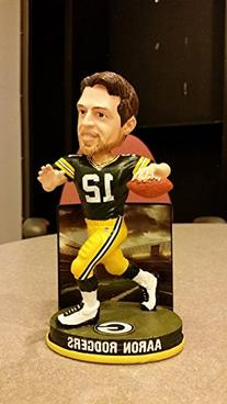 NFL Green Bay Packers Aaron Rodgers Stadium Bobblehead,