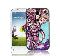 ABC Elephant Galaxy Star Pattern Case Cover for Samsung