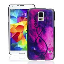 ABC Galaxy Love Infinity Hard Back Cover Case for Samsung
