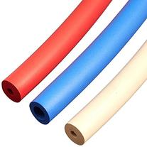 Ableware 766900182 Closed-Cell Foam Tubing, Standard Colors