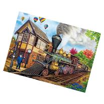 All Aboard, A 1000 Piece Jigsaw Puzzle By Lafayette Puzzle