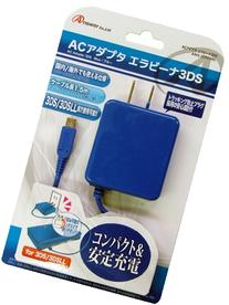 """AC adapter Ella Bina"""" for 3DS/3DSLL"""