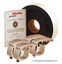 API AC1081COMBOP4-LDTT250P Clamps & Topper Tape® for