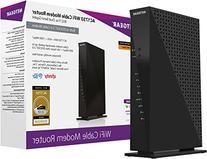 NETGEAR AC1750  Wi-Fi Cable Modem Router  DOCSIS 3.0