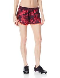 New Balance Women's Accelerate Graphic Shorts, Medium,