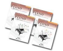 Accelerated Piano Adventures Level 2 - Four Book Learning