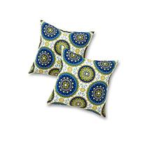 Greendale Home Fashions 17 x 17-Inch Toss Pillows, set of 2