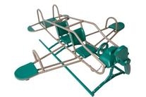 Lifetime 151110 Ace Flyer Airplane Teeter Totter, Primary