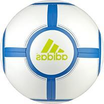 adidas Performance Ace Glider II Soccer Ball, White/Shock