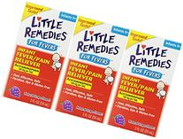 Little Remedies Infant Acetaminophen Fever/Pain Reliever,