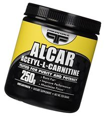 Primaforce, Alcar Acetyl-L-Carnitine Powder, Unflavored, 250