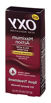 OXY Acne Medication Maximum Action Spot Treatment, Spot