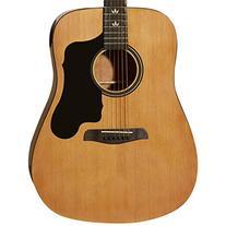 Sawtooth Acoustic Guitar with Custom Black Pickguard Shape