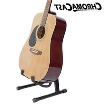 ChromaCast Acoustic Guitar Value Pack - Includes: Stand,