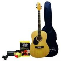 Guitar For Dummies Acoustic Guitar Starter Pack with Book