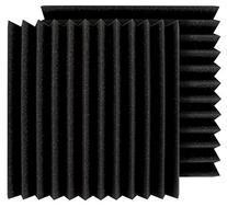 "Ultimate Acoustics UA-WPW-12 Wedge-Style Wall Panel 12""x12"""
