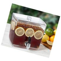 Creative Bath 1.5 gal. Acrylic Beverage Dispenser Without