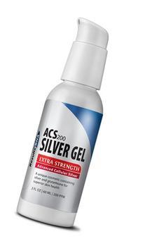 Results RNA ACS 200 Extra Strength Silver Gel, 2 Ounce
