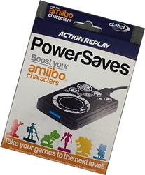 Datel Action Replay Powersaves For Amiibo Characters | Searchub