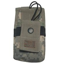 ACU Digital Camouflage Molle Radio Pouch