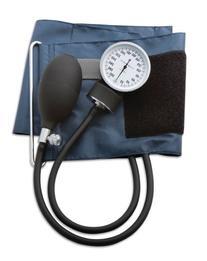 ADC PROSPHYG 785, Pocket Aneroid Sphygmomanometer, Navy,