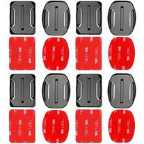 Frentaly Adhesive Mounts for Gopro Hero Hero4/3+/3/2/1,