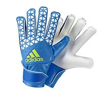 adidas Performance Ace Junior Goalie Gloves, Shock Blue/Semi