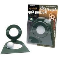 Adjusta-cup Adjustable Golf Putting Cup