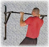 Power Systems Adjustable Chin-Up Bar, Black