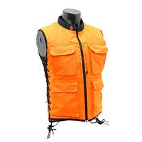 UTG True Hunter Male Sporting Vest , Orange/Black