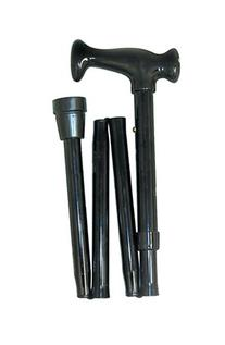 Duro-Med HealthSmart Adjustable Folding Fancy Cane with