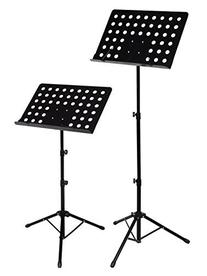 TMS Adjustable Music Conductor Stand Sheet Metal Tripod