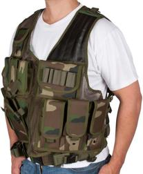 Adjustable Tactical Military and Hunting Vest By Modern