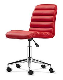 ZUO Admire Office Chair, Red