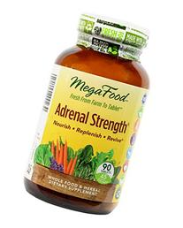 MegaFood - Adrenal Strength, Support for Energy, Focus,