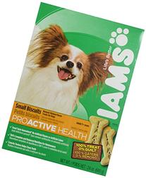 Iams Adult Small Biscuits - 24 oz